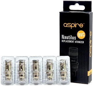 Aspire Nautilus and Nautilus Mini replacement Coils
